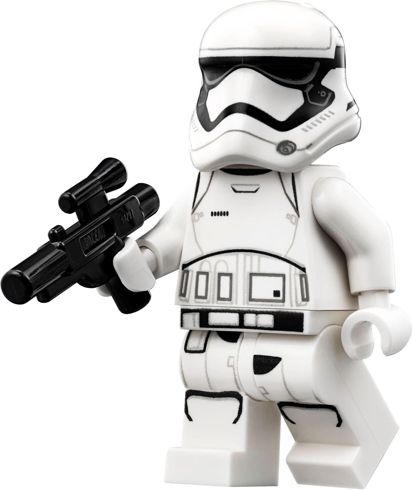 First Order Stormtrooper | First Order Transporter