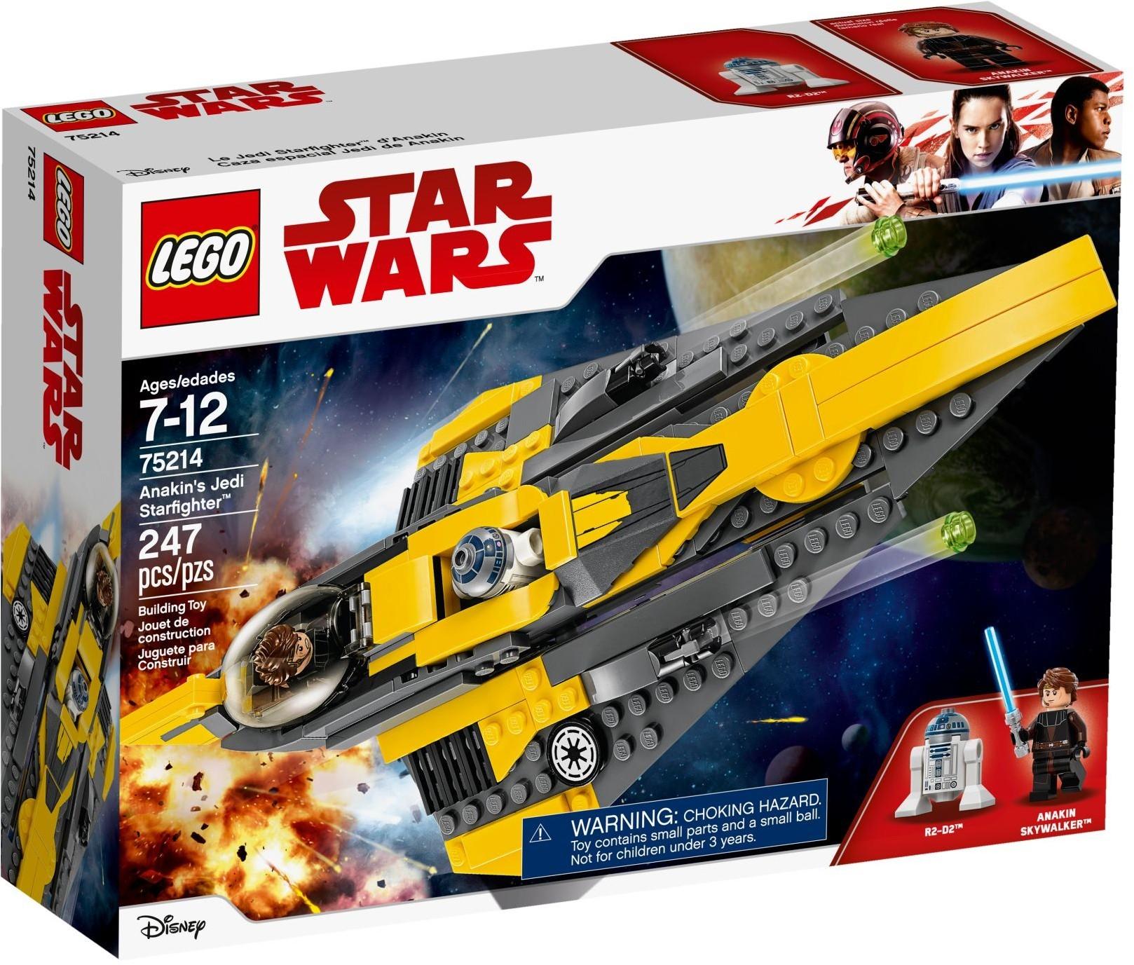 Anakin's Jedi Starfighter -