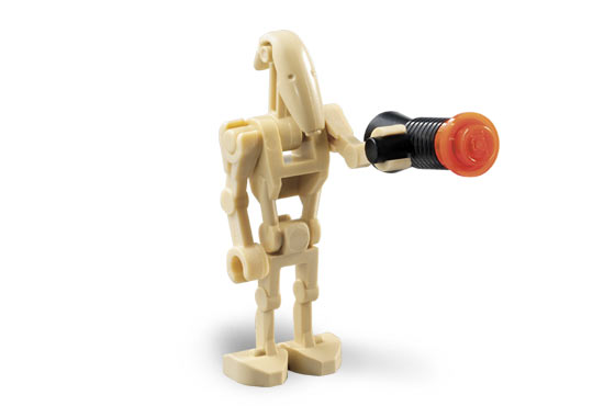Battle Droid | Naboo Fighter