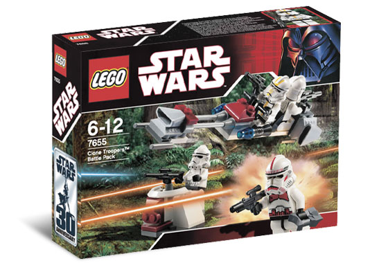 Clone Troopers Battle Pack -