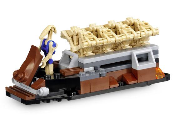 Droid Carrier | Trade Federation MTT