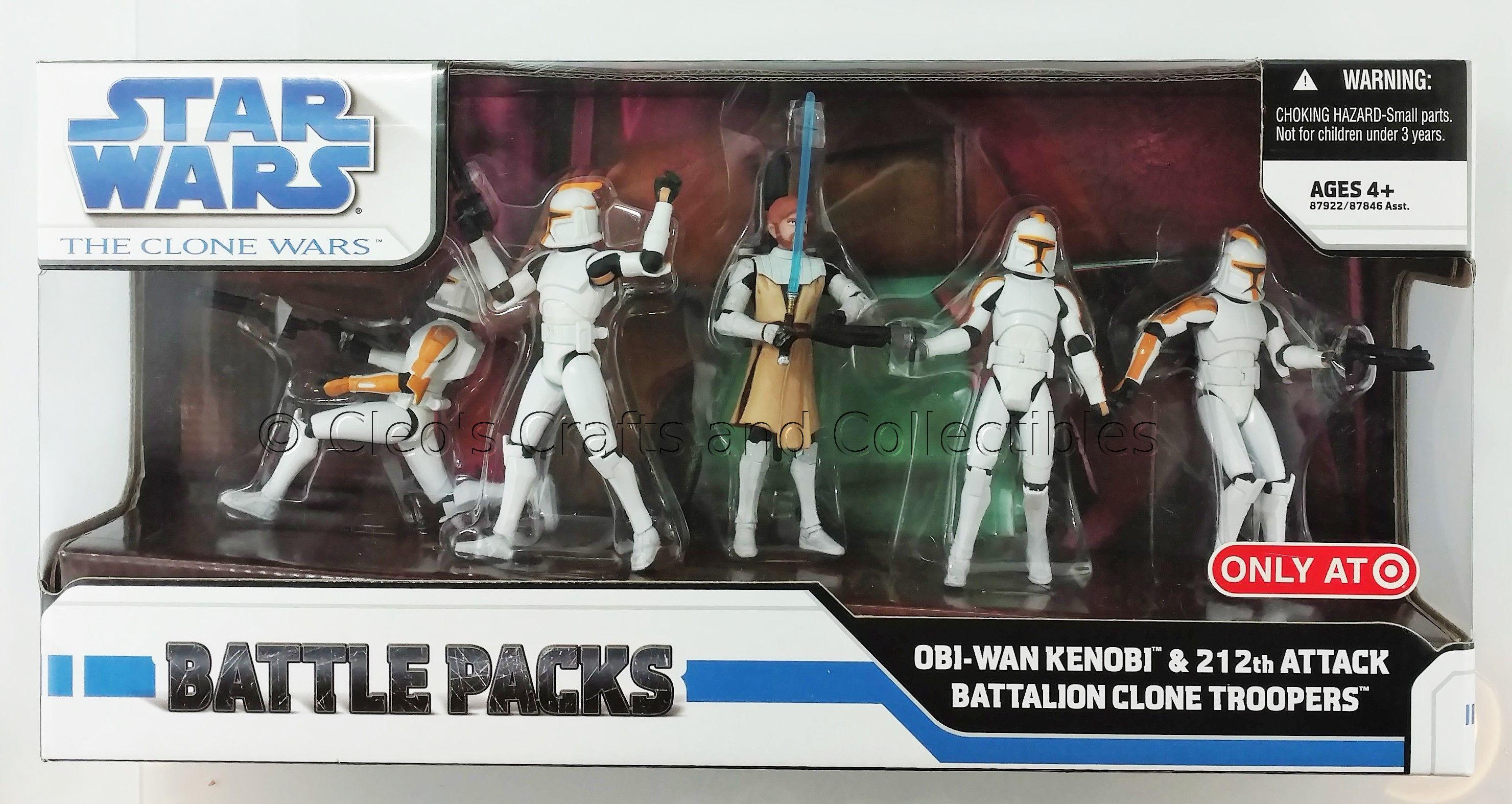 Obi-Wan Kenobi and the 212th Battalion