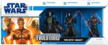 The Sith Legacy -