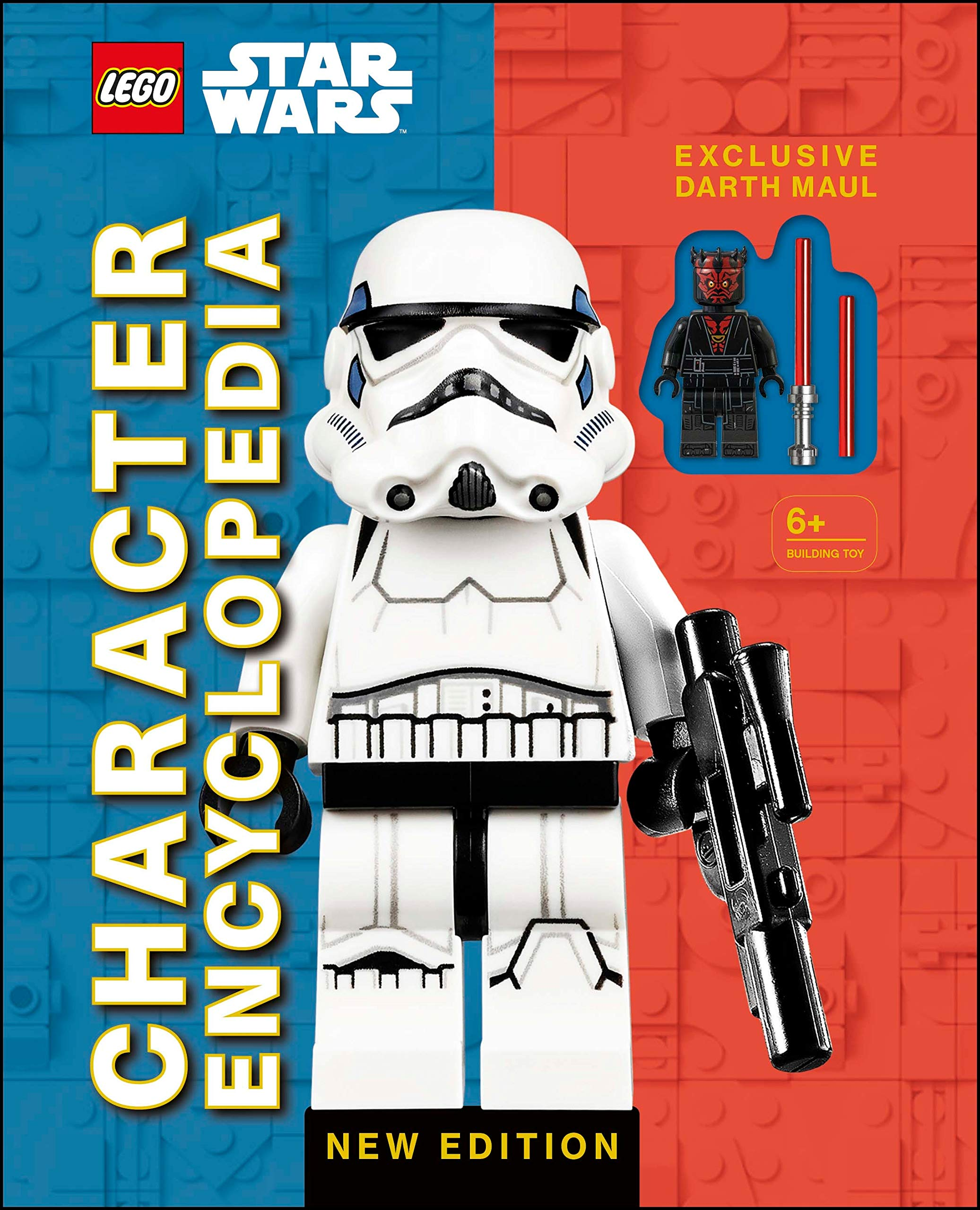 LEGO Star Wars Character Encyclopedia New Edition -