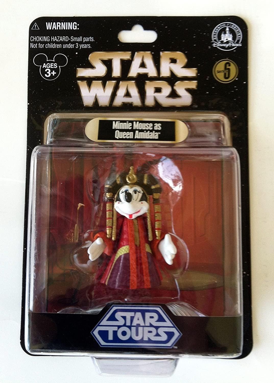 Minne Mouse as Queen Amidala (Senate) -