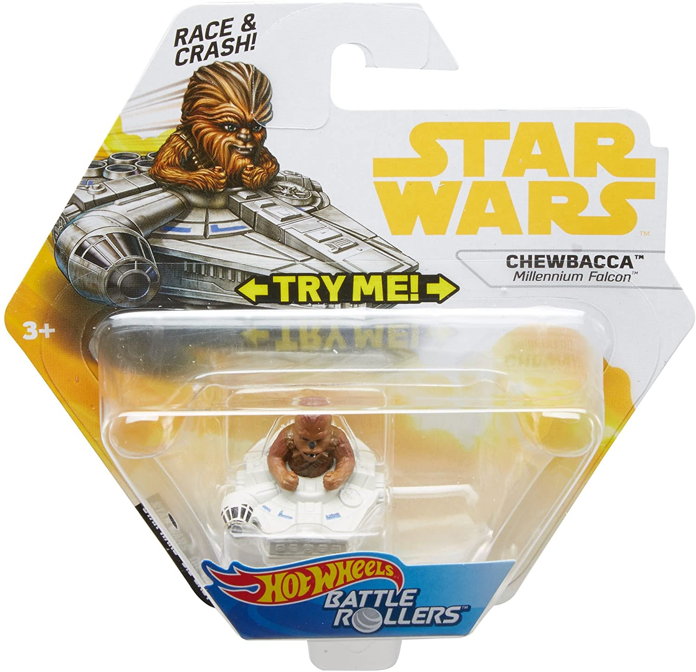 Chewbacca & Millennium Falcon -