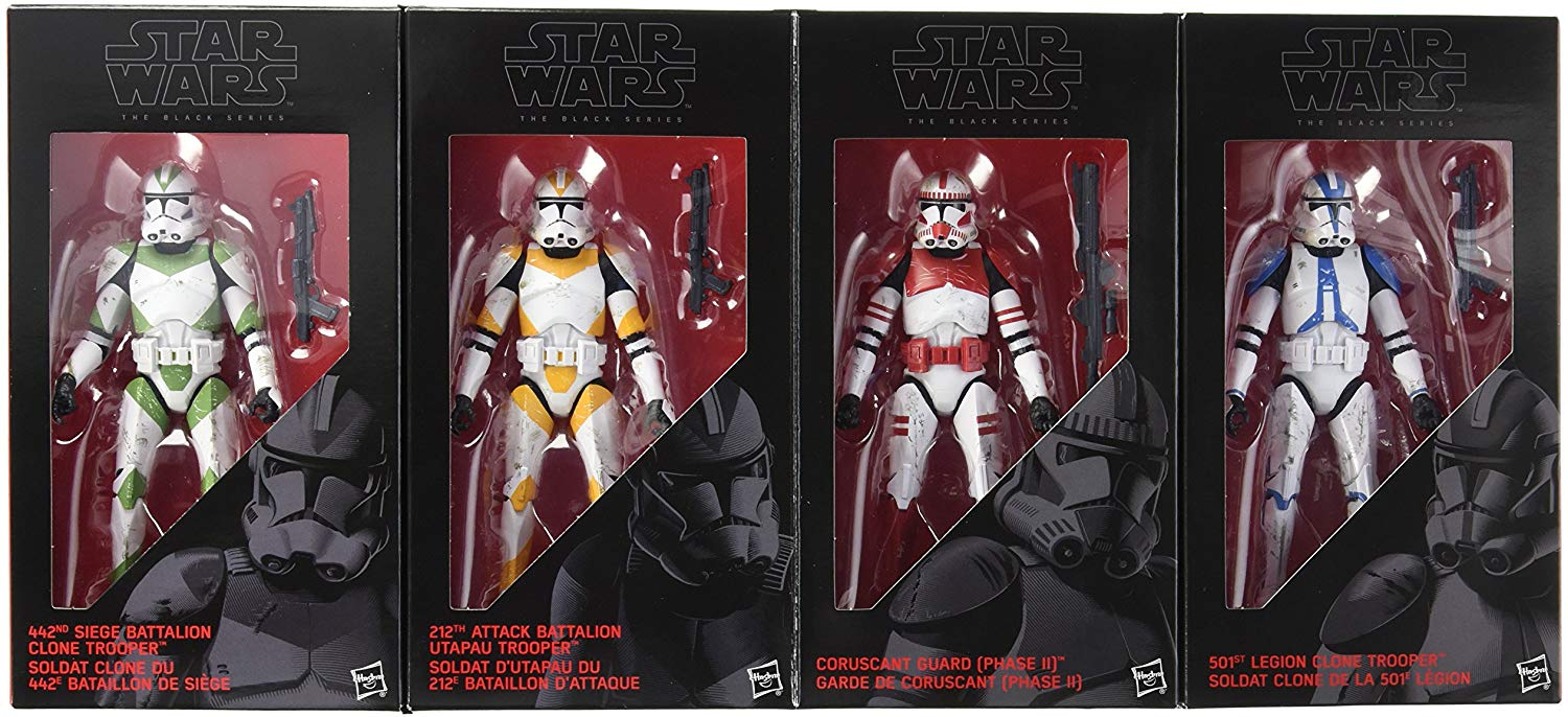 Clonetrooper 4-Pack