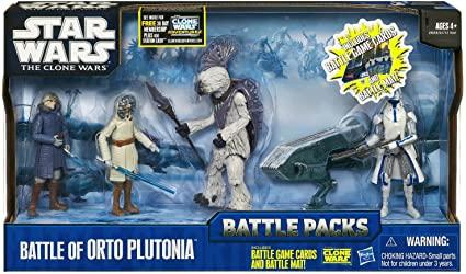 Battle of Orto Plutonia -