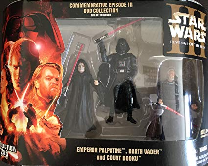 Episode III Collection II - Sith Lords -