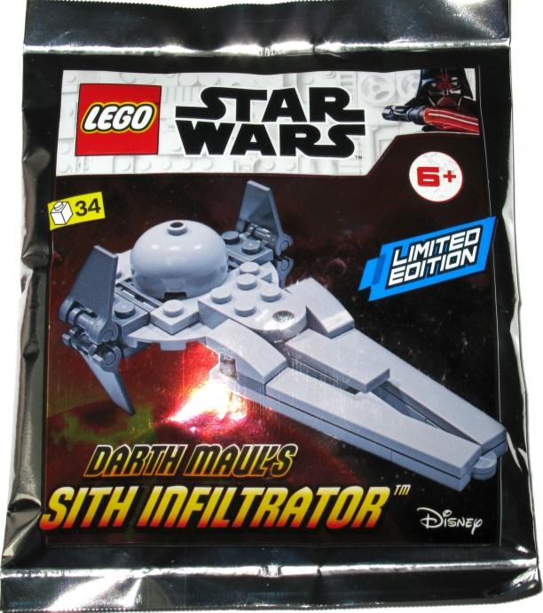 Darth Maul's Sith Infiltrator -