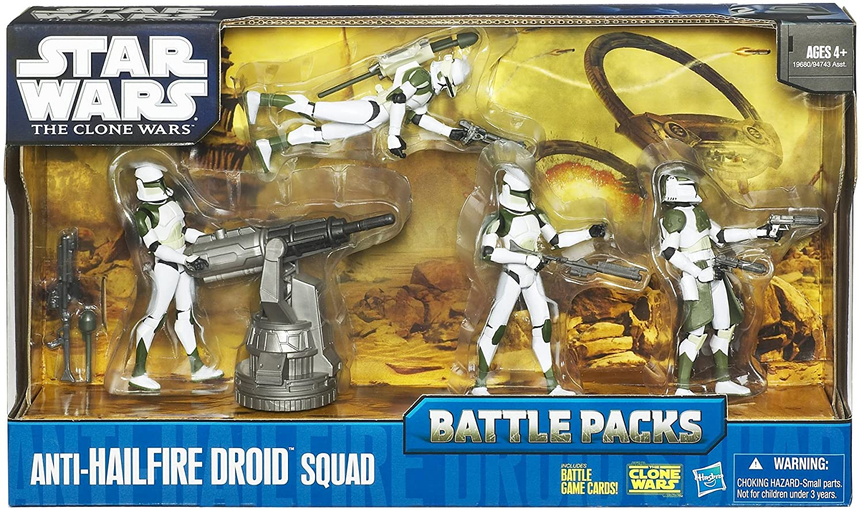 Anti-Hailfire Droid Squad