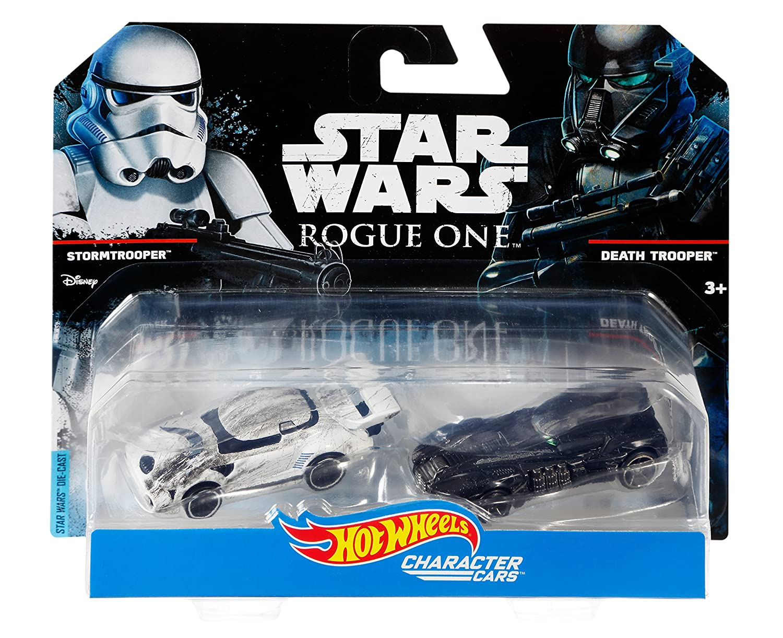 Stormtrooper & Death Trooper -