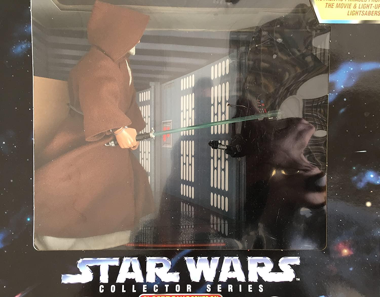 Obi-Wan Kenobi vs. Darth Vader -
