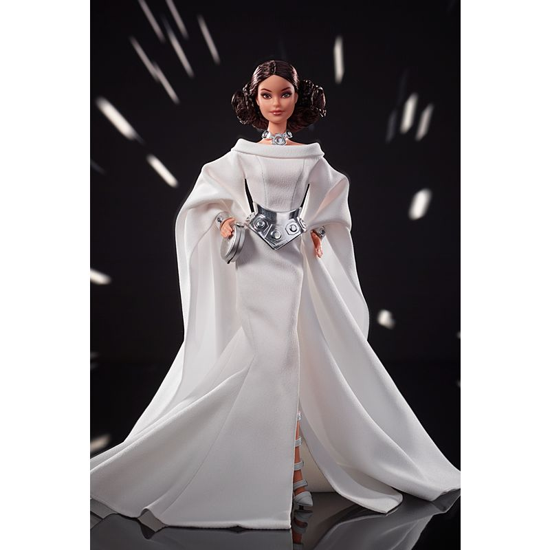 Princess Leia Barbie
