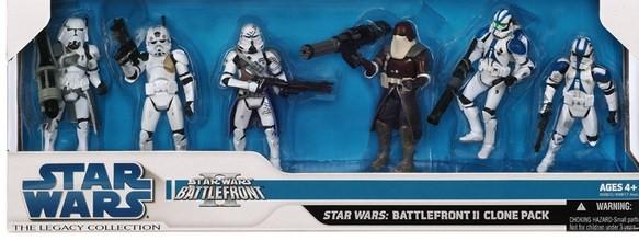 Battlefront II Clone Pack