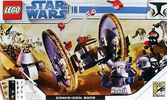 Clone Wars (San Diego Comic Con Exclusive)