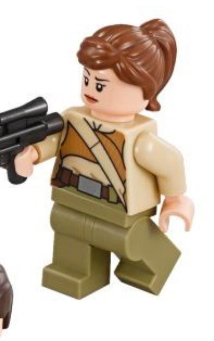 Resistance Trooper (II) | First Order Transporter