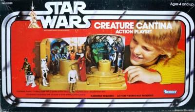 Creature Cantina Action -