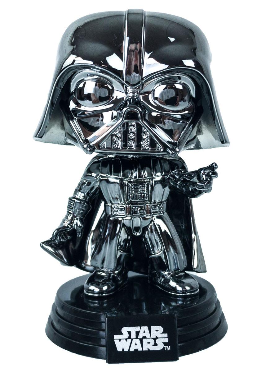 Darth Vader Black Chrome