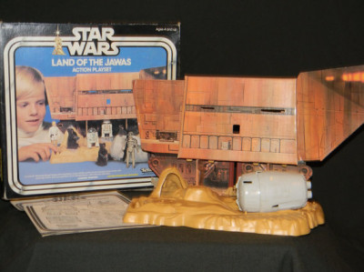 Land of the Jawas -