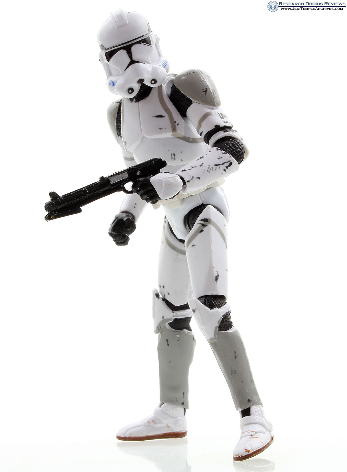41st Elite Corps Clone Trooper (second version corrected markings)