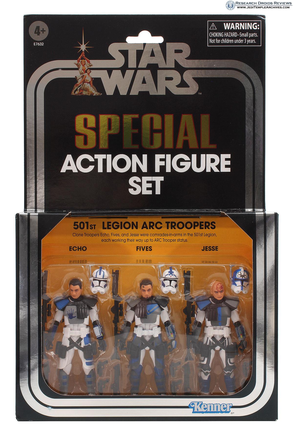 501st Legion ARC Troopers