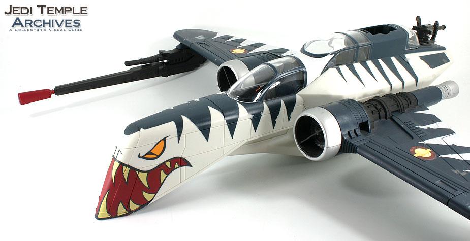 ARC-170 Fighter (Clone Wars Deco)