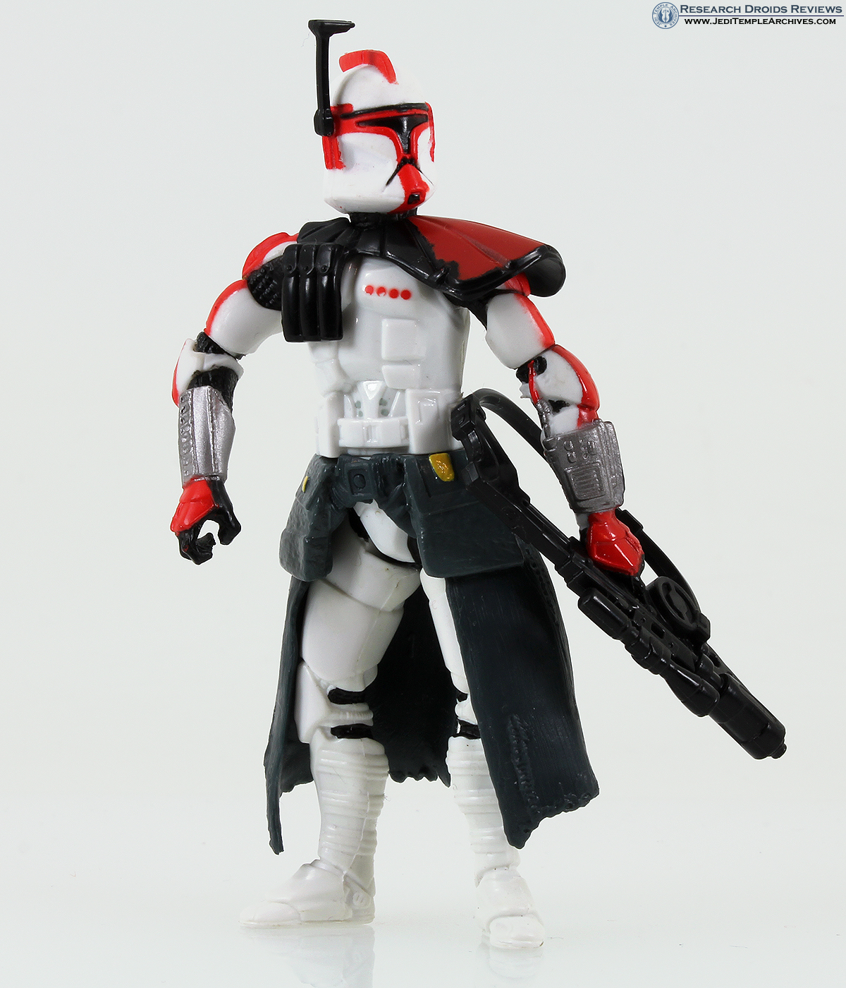 ARC Trooper (Army of the Republic red armor)