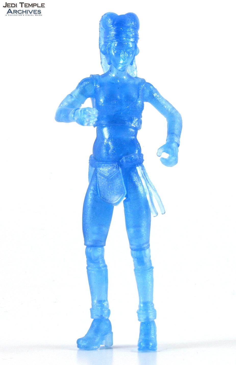 Aayla Secura (Jedi Hologram Transmission)