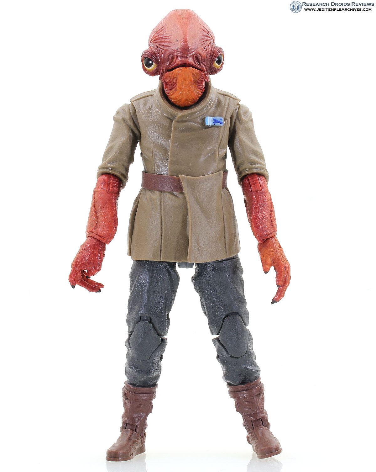 Admiral Ackbar | Admiral Ackbar and First Order Officer