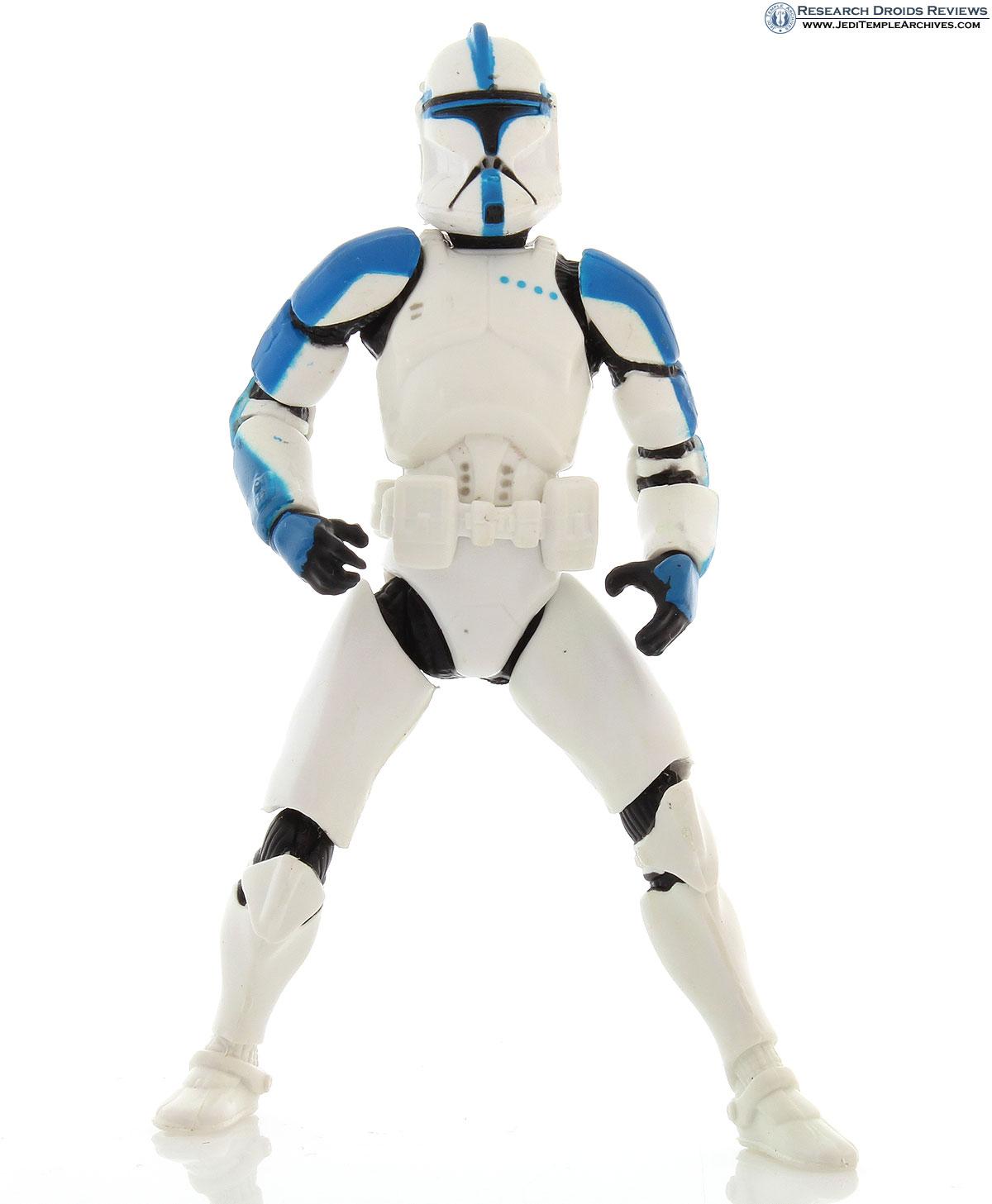 Clone Lieutenant | Anakin Skywalker and Clone Trooper Lieutenant