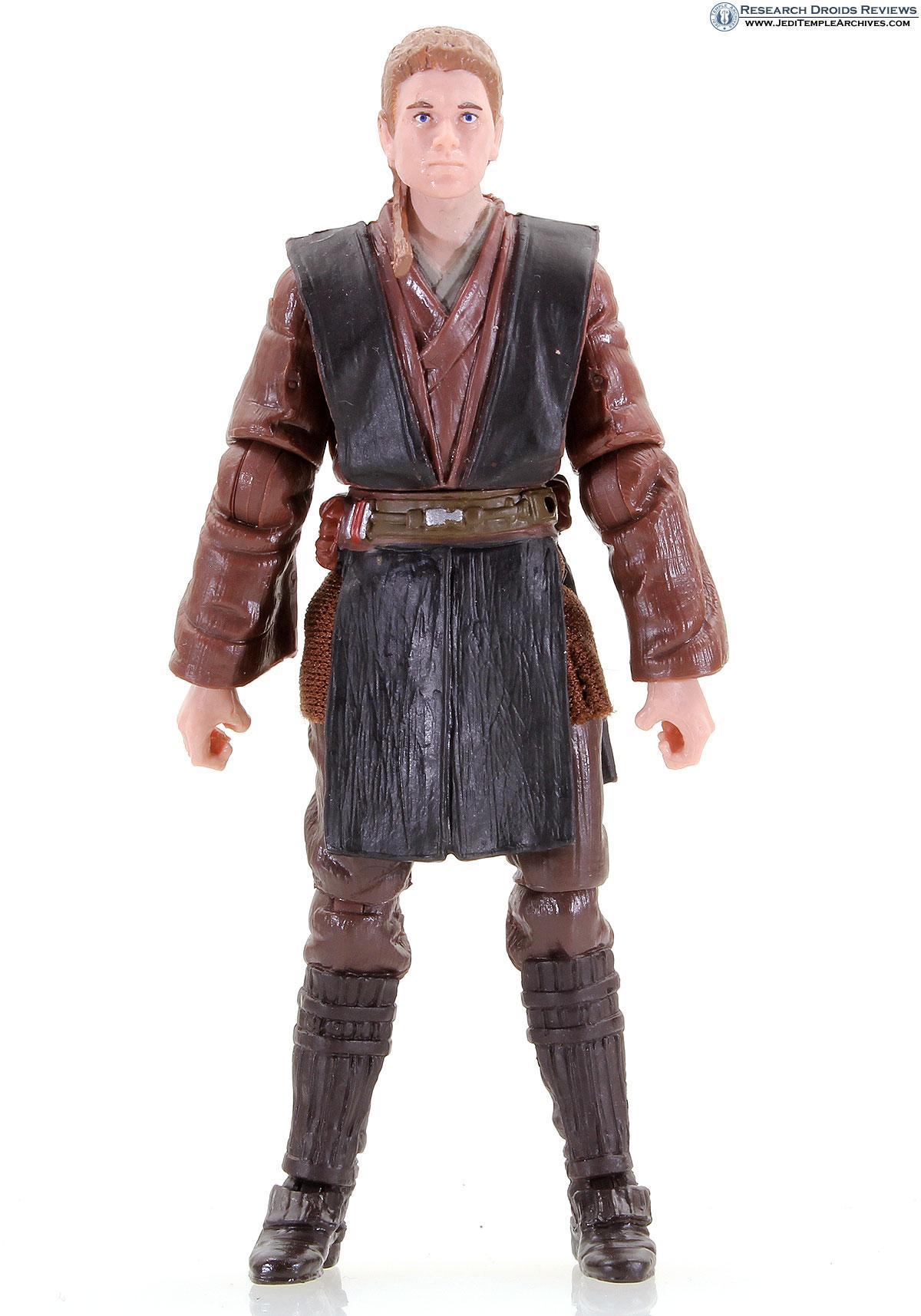 Anakin Skywalker second version light brown hair)