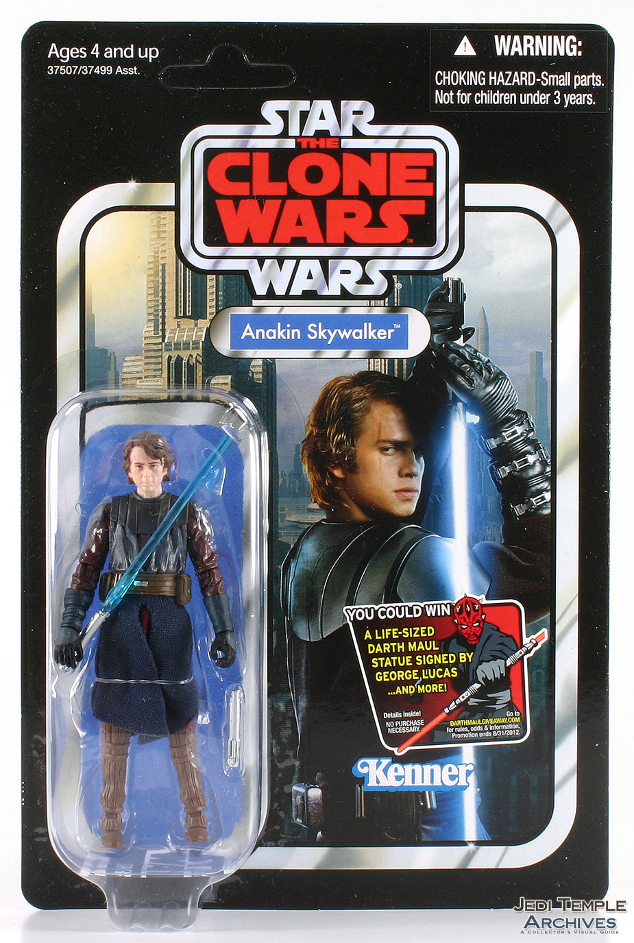Anakin Skywalker (The Clone Wars) -