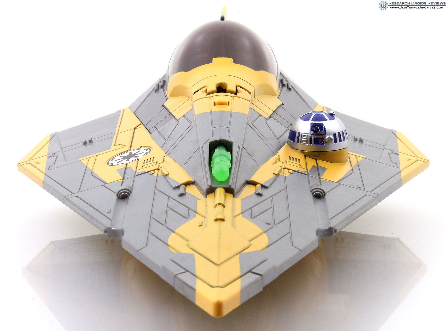 Anakin's Jedi Starfighter (The Clone Wars)