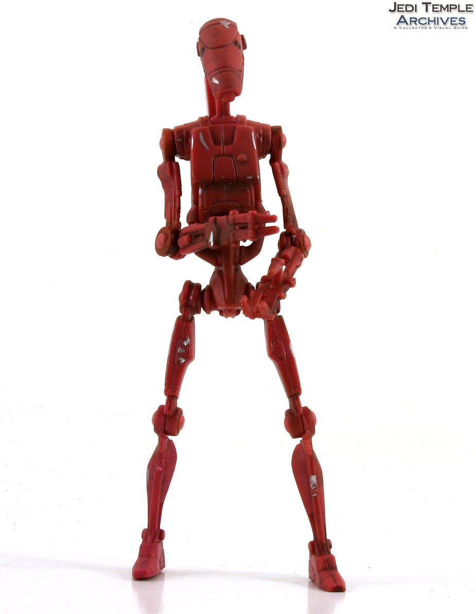 Battle Droid | Arena Conflict Accessory Pack
