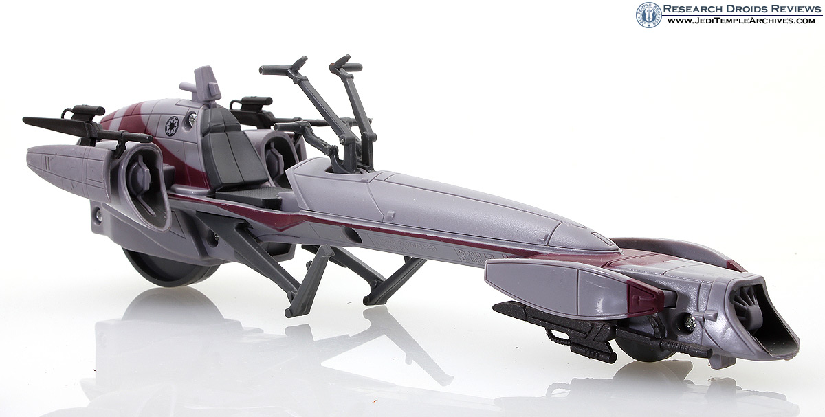 BARC Speeder with Clone Trooper Buzz