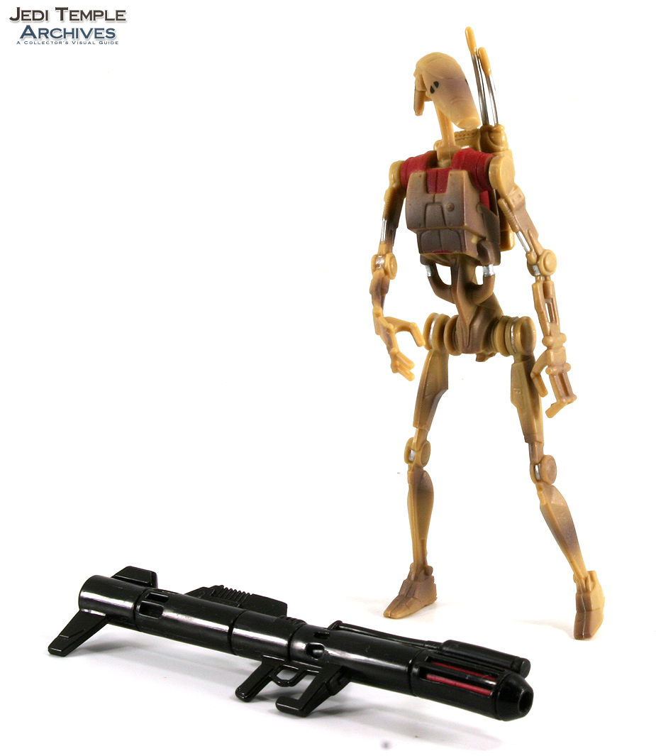 Assault Battle Droid | Battlefront II Droid Pack