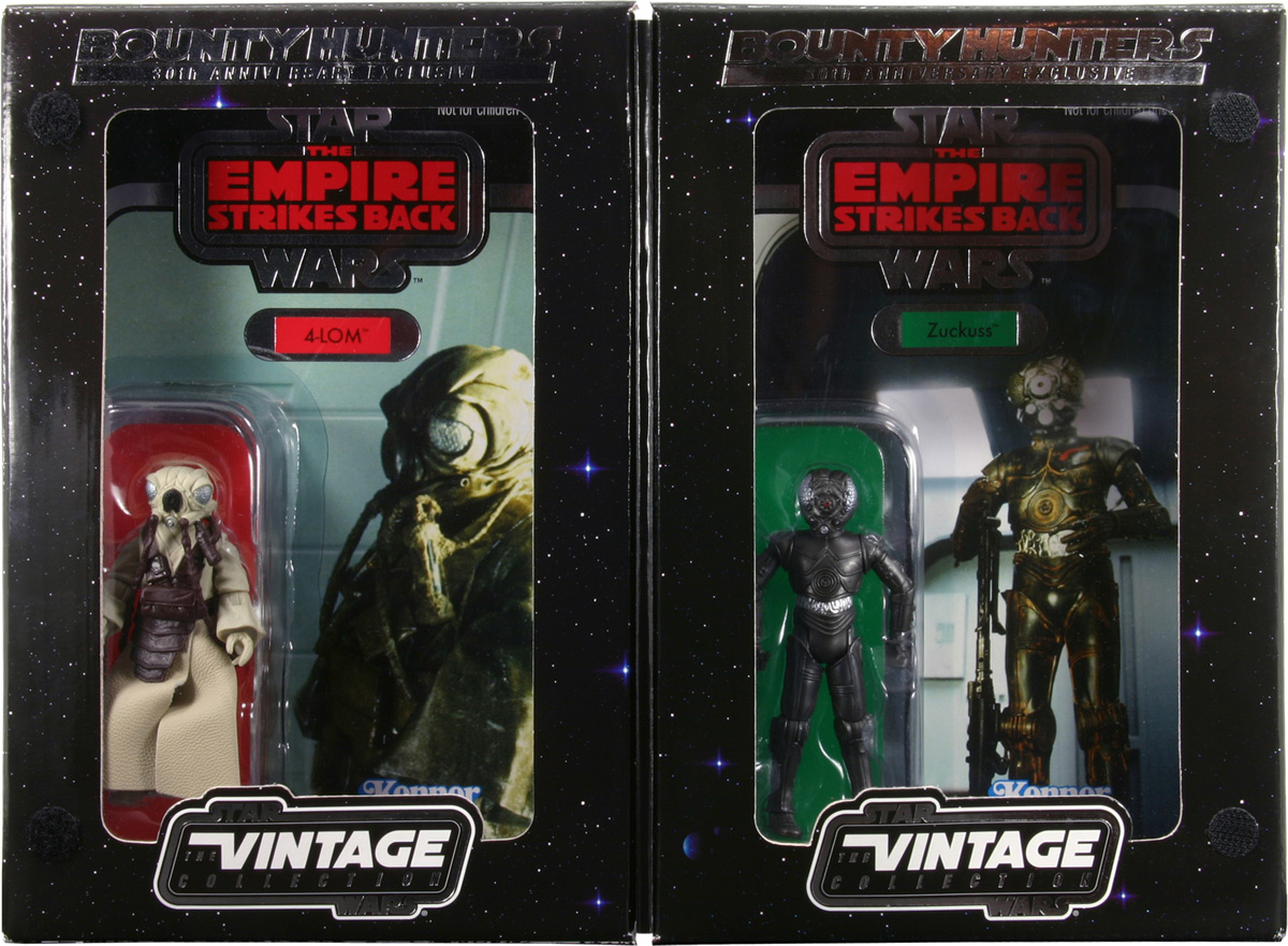 Bounty Hunters 2-Pack