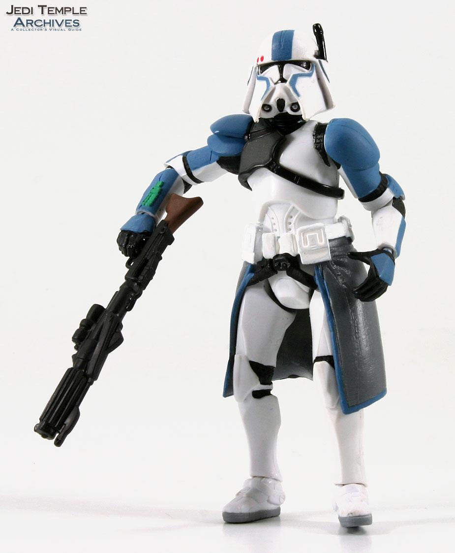 Clone Commander | Clone Attack on Coruscant