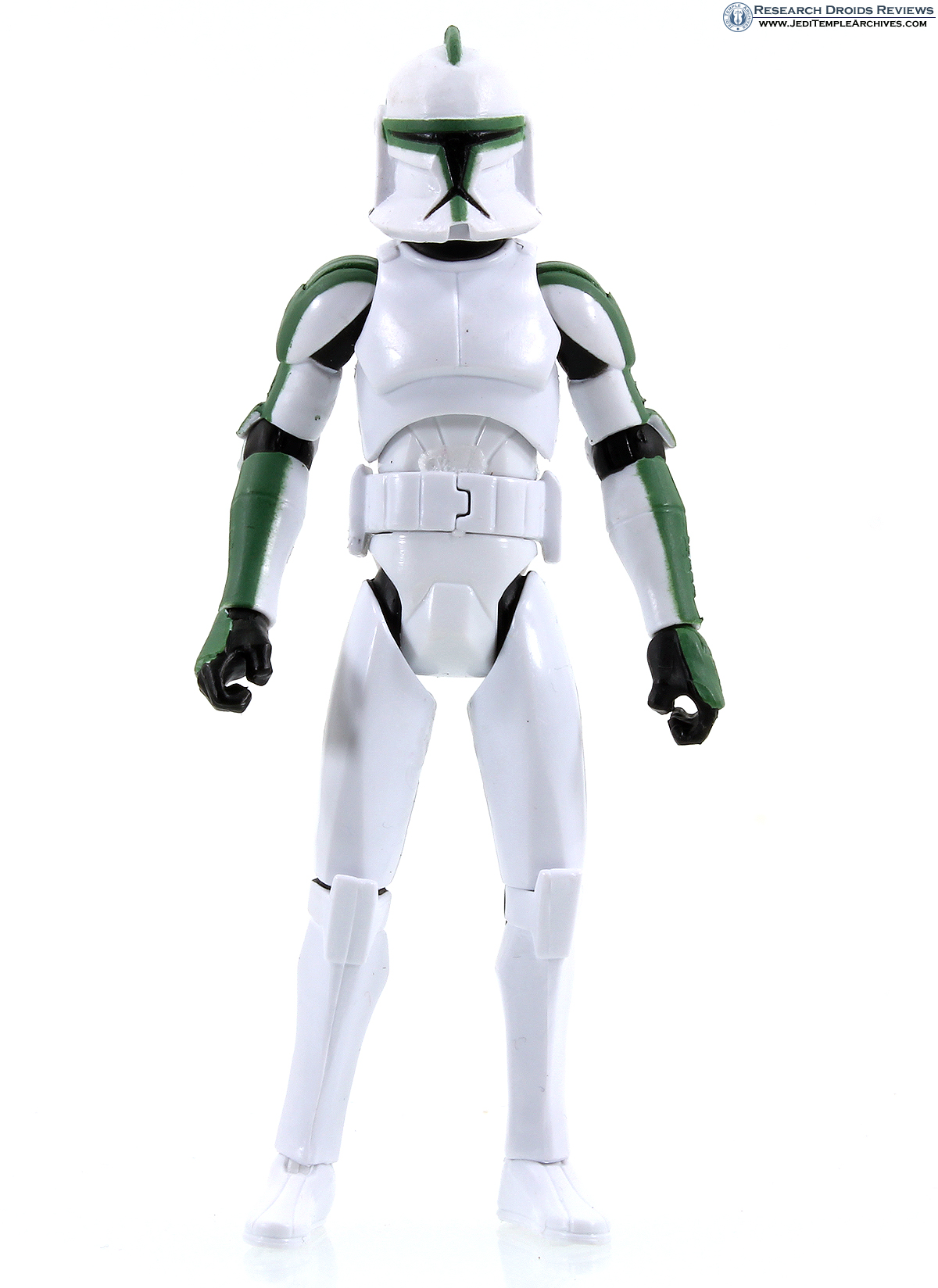 Clone Trooper 41st Elite Guard