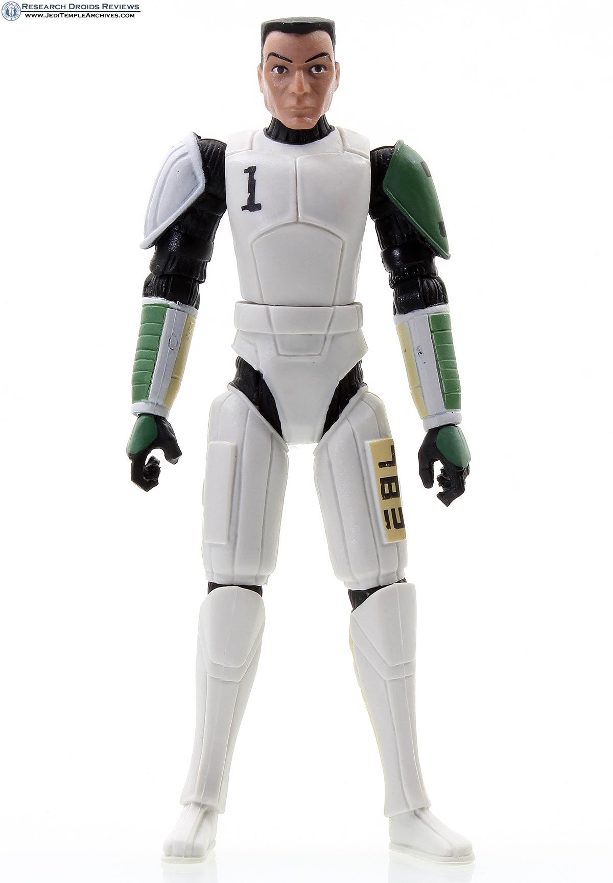 Clone Trooper Hevy -