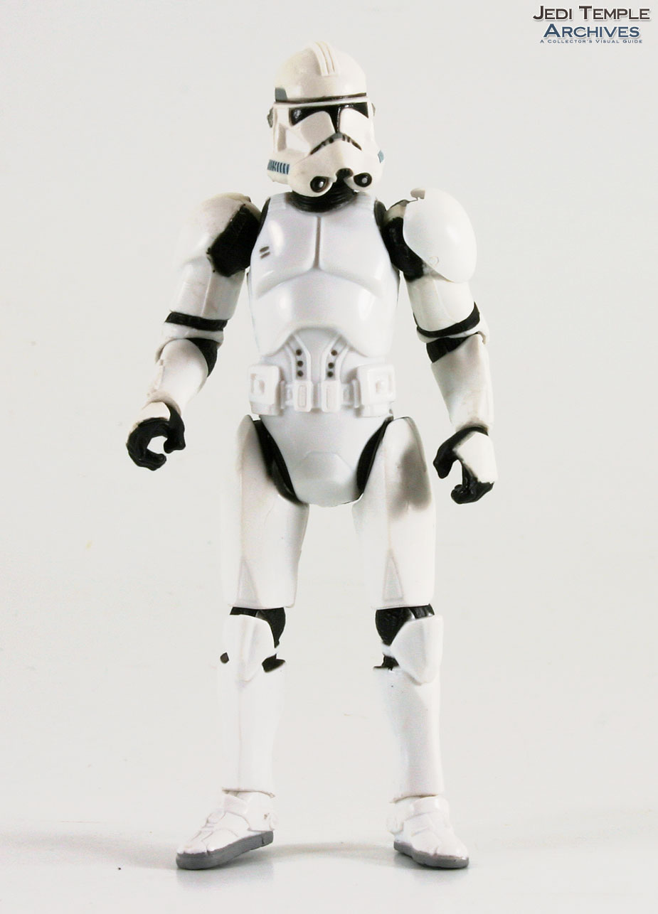 Clone Trooper (Quick Draw Attack)
