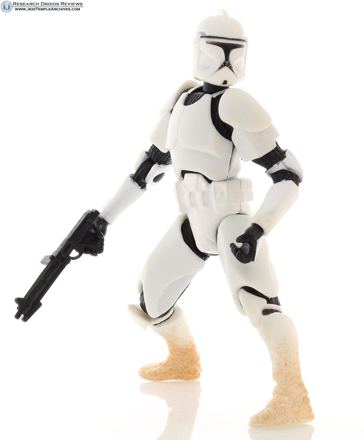 Clone Trooper (with Speeder Bike)