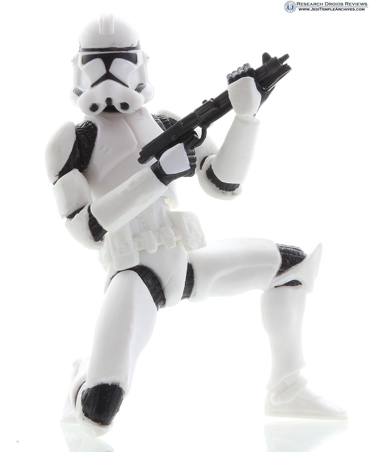 Clone Trooper (kneeling pose) | Clone Troopers
