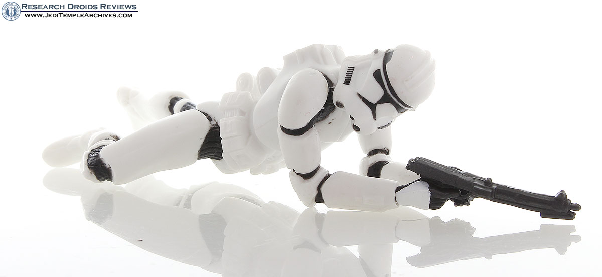 Clone Trooper (crawling pose) | Clone Troopers