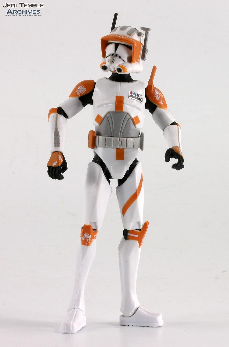 Clone Commander Cody (Jet Propulsion Pack) -