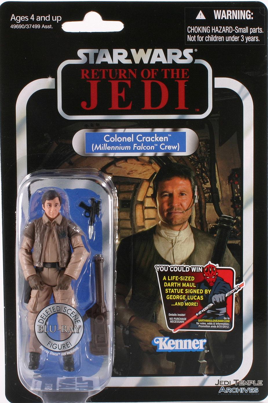 Colonel Cracken (Millennium Falcon Crew)