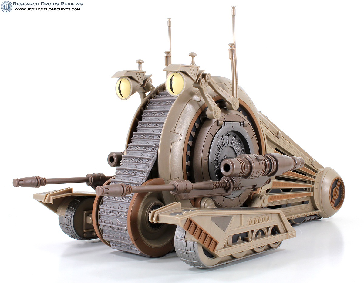 Corporate Alliance Tank Droid (TCW) -
