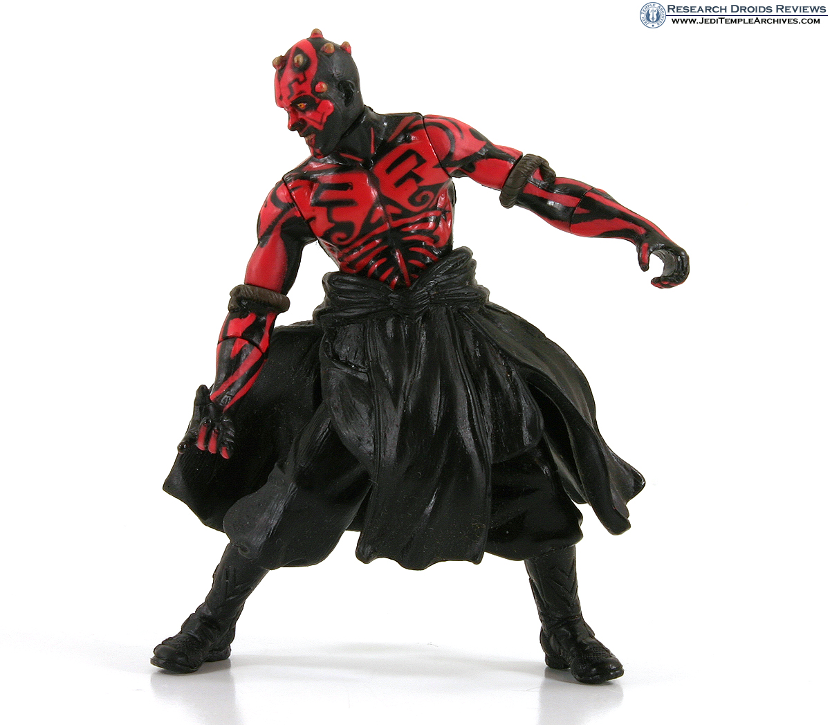Darth Maul w/ Sith Attack Droid