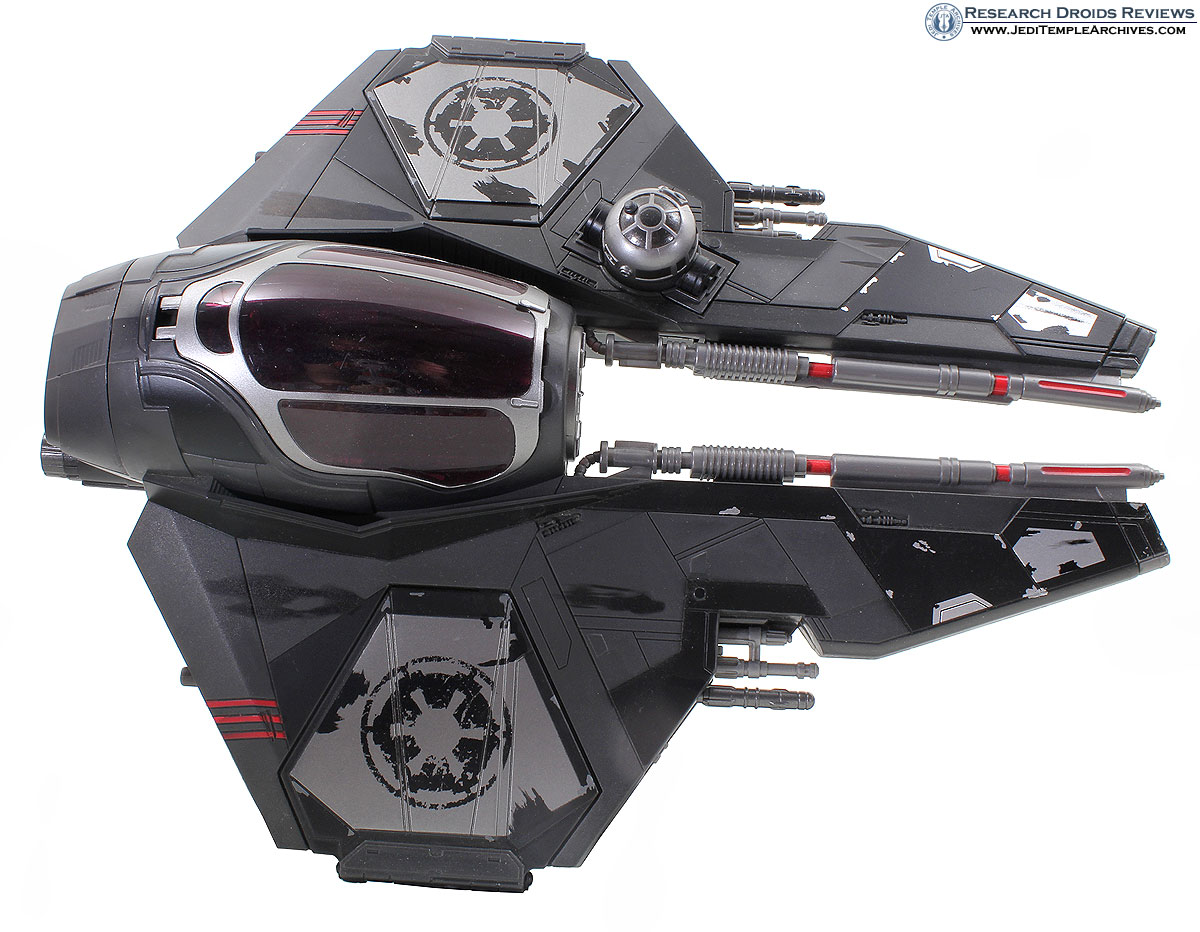 Darth Vader's Sith Starfighter -